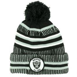 Zimná čiapka New Era Onfield Cold Weather Home NFL Oakland Raiders